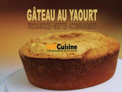 Comment réussir une recette de gâteau au yaourt