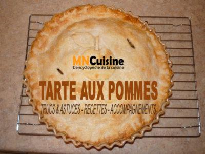 Comment réussir une recette de tarte aux pommes