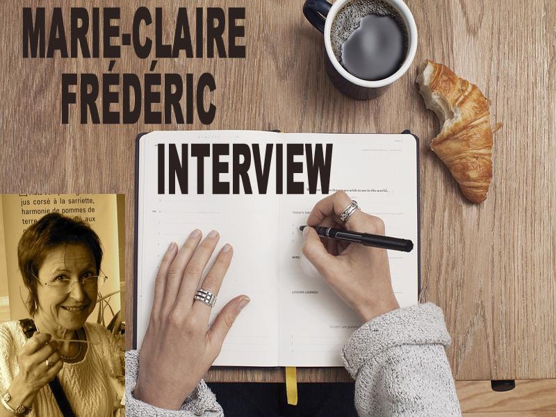"""Interview de Marie Claire du blog """"Du miel et du sel"""""""