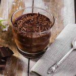 Mousse au chocolat sans oeufs, ni beurre, ni crème
