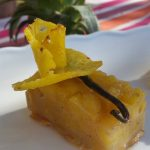 Recette de Compote d'ananas Victoria à la vanille